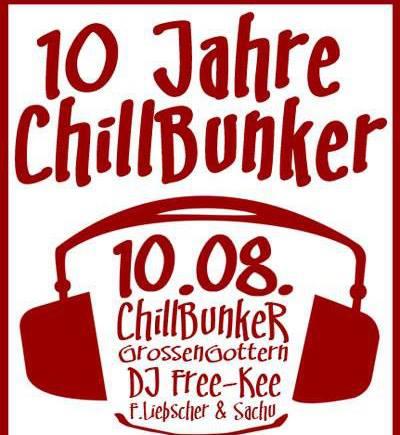 10 Jahre ChillBunker